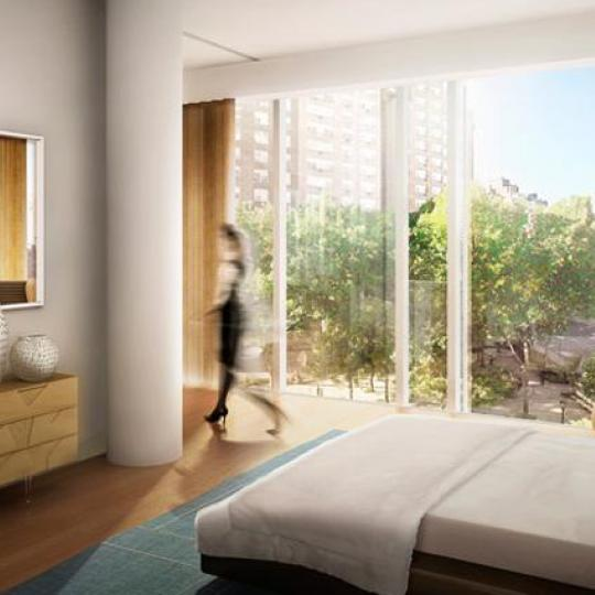 122 Greenwich Avenue Bedroom - NYC Condos for Sale