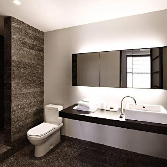 20 Pine Penthouse Bathroom - Manhattan Condos