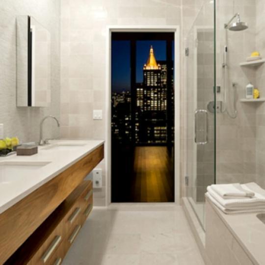 39 East 29th Street Manhattan - Penthouse Bathroom at Twenty 9th Park Madison