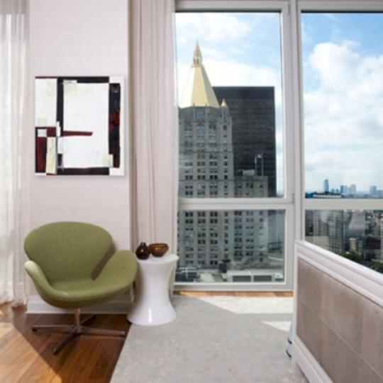 39 East 29th Street New Construction Condominium Penthouse Bedroom