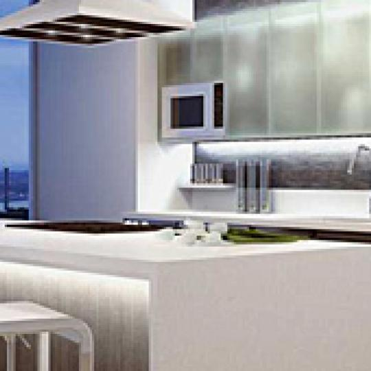 247 West 46th Street Kitchen - Manhattan New Condos