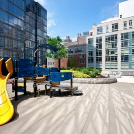Element Condominium Playroom – New Condos for Sale NYC