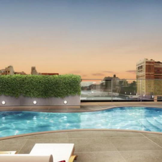 240 Park Avenue South Swimming Pool – NYC Condos for Sale
