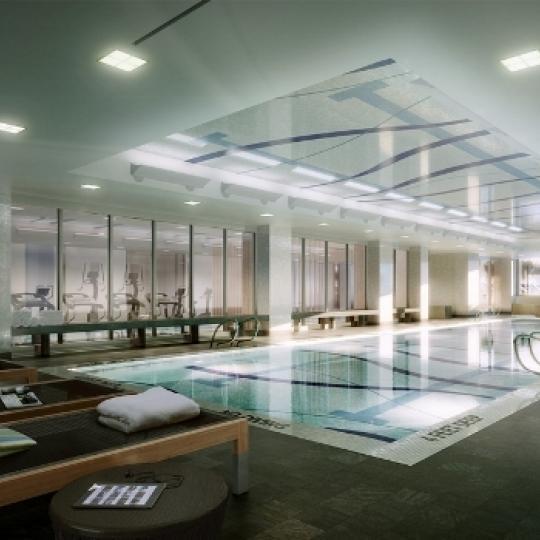 Manhattan View Tower Pool - Manhattan Condos for Sale
