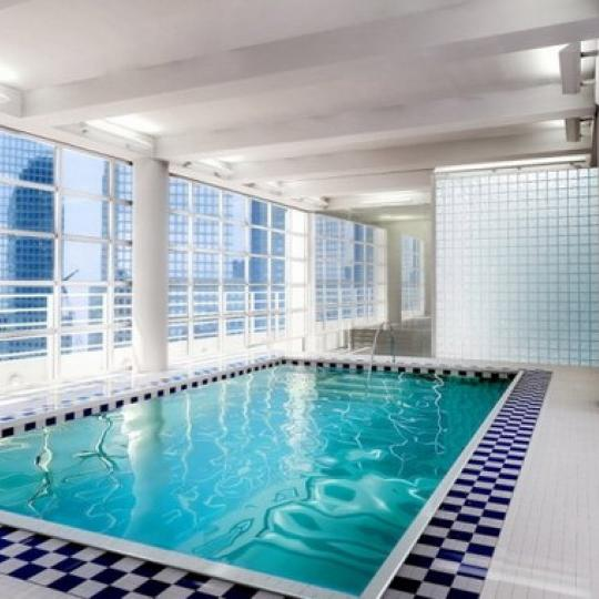 WA Condominiums Pool - Manhattan Condos for Sale