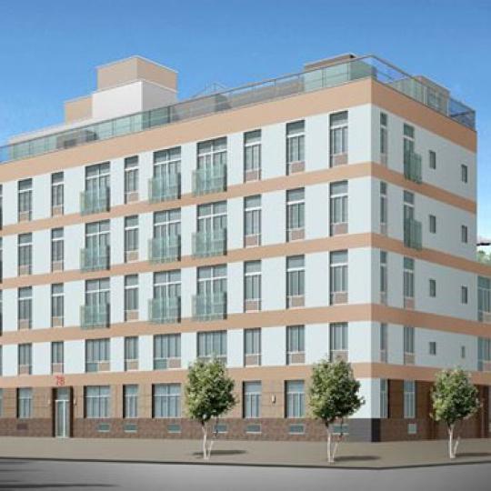 River Ridge Condominium - 78 Ridge Street LES apartments for sale