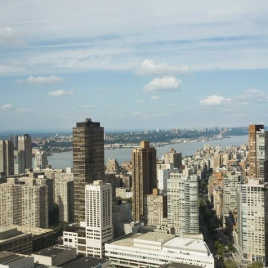 80 Columbus Circle NYC Condos - River View at Residences at Mandarin Oriental