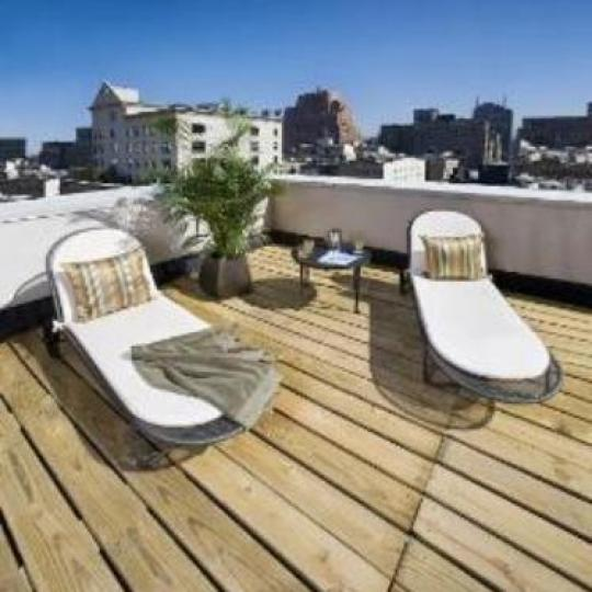 25 Murray Street Roof Deck - NYC Condos for Sale