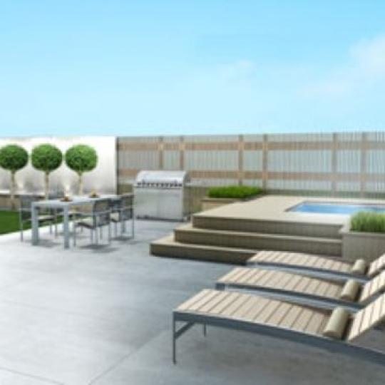 342 East 110th Street Roof Deck - NYC Condos for Sale