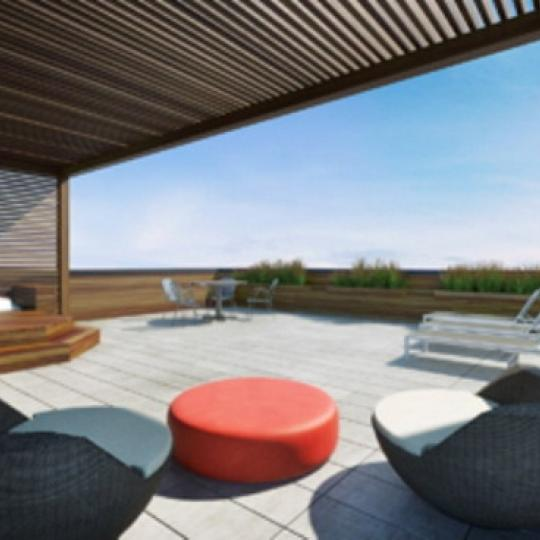 333 East 109th Street Rooftop Deck – NYC Condos for Sale