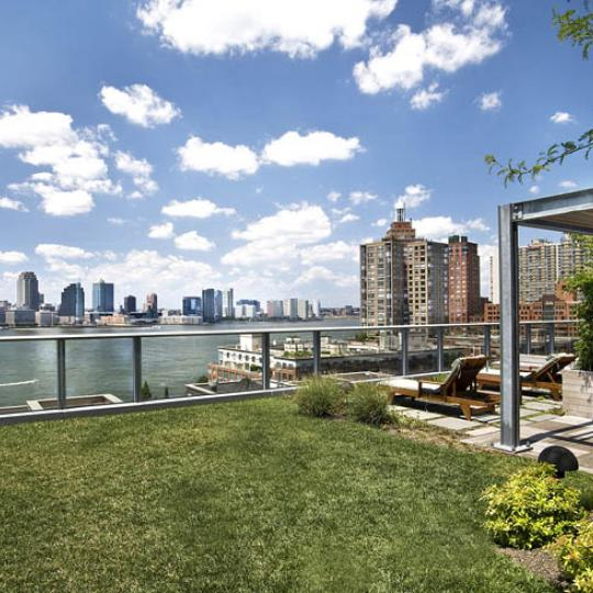 The Visionaire Roof Garden - Condominiums for Sale NYC