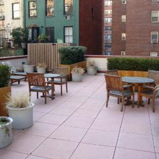 45 Park Avenue Rooftop Terrace – NYC Condos for Sale