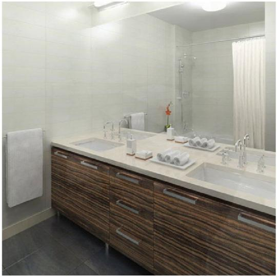 301 West 118th Street NYC Condos - Bathroom at SOHA 118