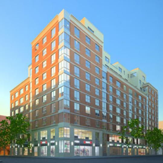 SOHA 118 NYC Condos - 301 West 118th St Apartments for Sale in Harlem