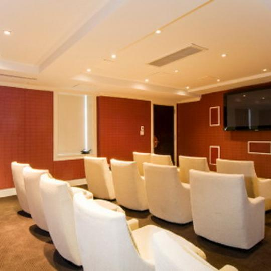 140 East 63rd Street Screening Room – Manhattan New Condos