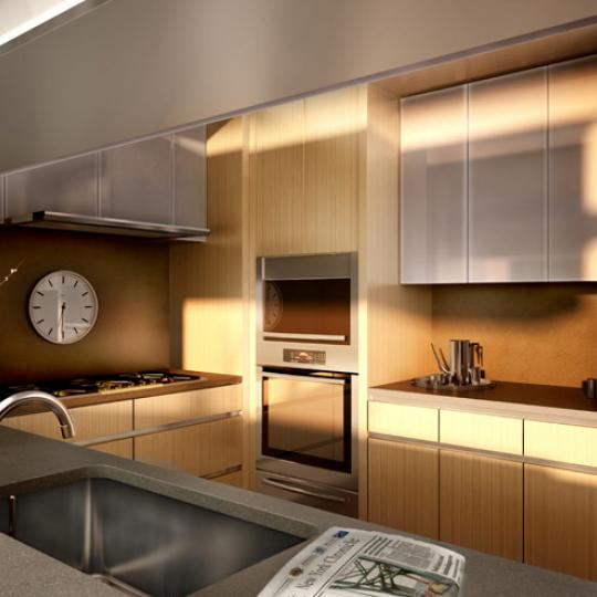 311 West Broadway Kitchen - Manhattan New Condos
