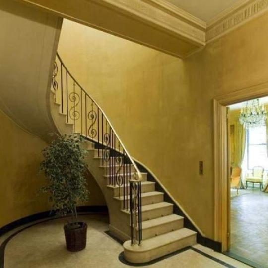 740 Park Avenue Staircase - Condos for Sale NYC