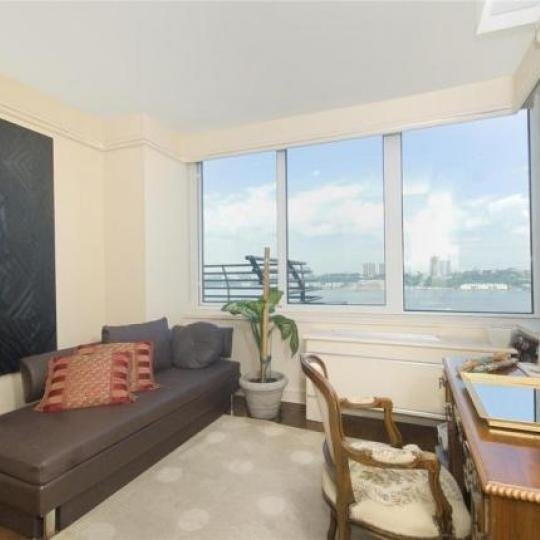 Trump Place Study - Manhattan Condos for Sale