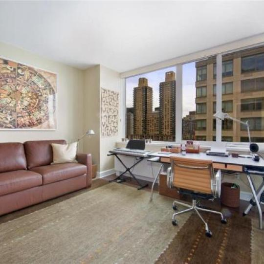 120 Riverside Boulevard Study - NYC Condos for Sale