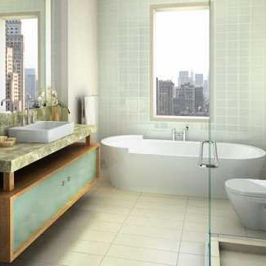 158 Madison Avenue NYC Condos - Bathroom at Sundari Lofts and Towers