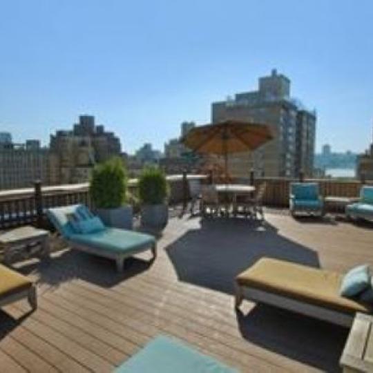 219 West 81st Street Rooftop Deck – Manhattan New Condos