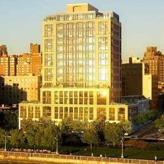 Superior Ink NYC Condos - 400 West 12th Apartments for Sale in West Village