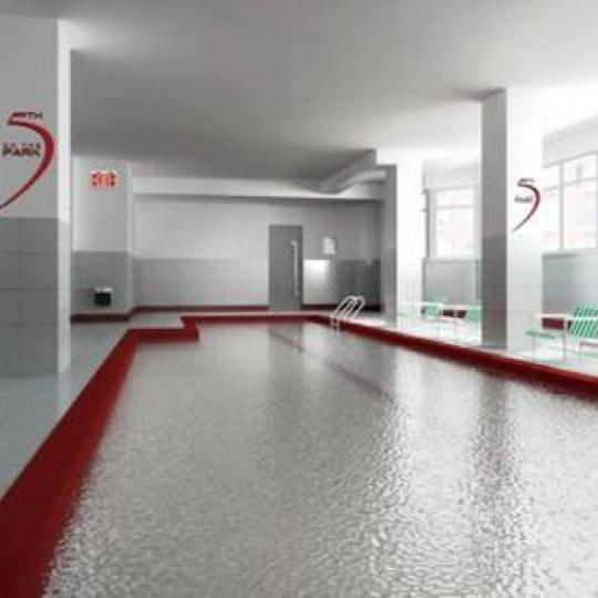 5th on the Park Swimming Pool – Condominiums for Sale NYC