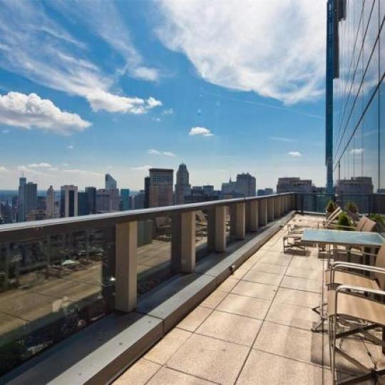 Residences at Mandarin Oriental Terrace - Upper West Side NYC Condominiums