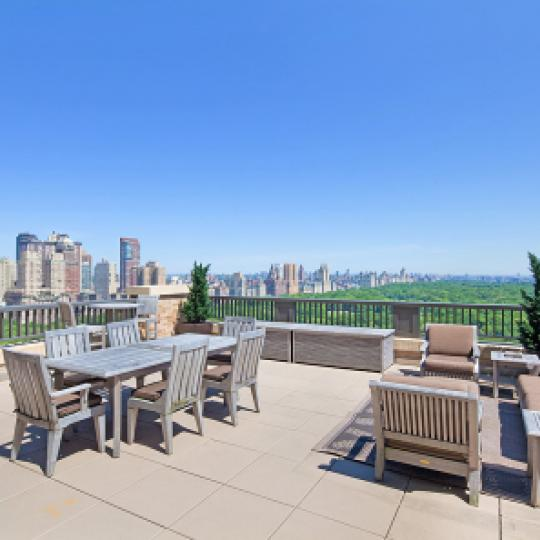 110 Central Park South Terrace - NYC Condos for Sale