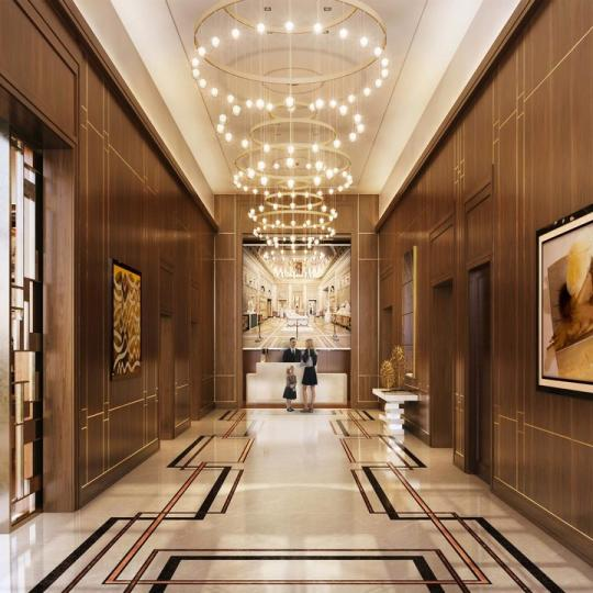 The Builiding's lobby at The Kent in Manhattan - Condos for sale