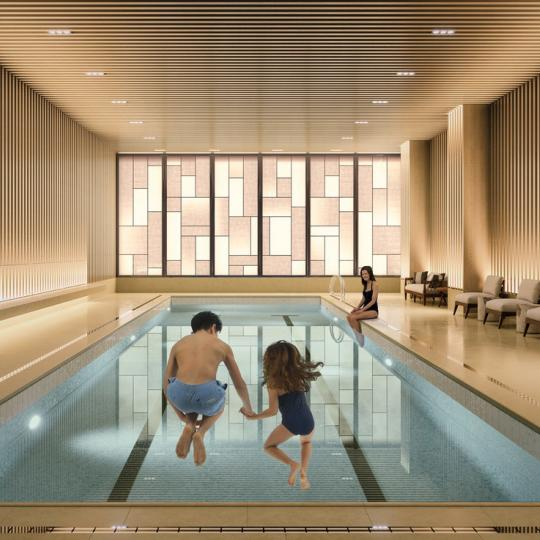 Condos for sale at The Kent in Manhattan - Indoor Pool