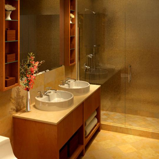 250 East 49th Street NYC Condos - Bathroom at The Alexander