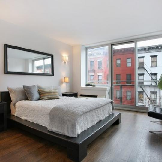 The Alto NYC apartments for sale - bedroom
