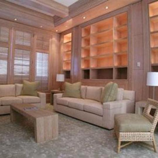 The Heritage at Trump Place Lobby - Upper West Side NYC Condominiums