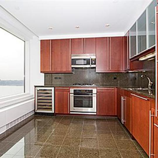 The Heritage at Trump Place Condominiums - Kitchen