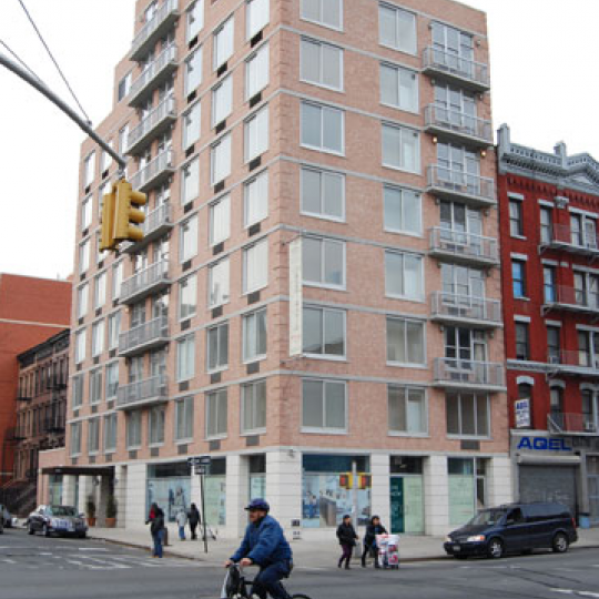 The Ivy - Harlem Apartments For Sale
