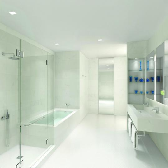 The Laurel - 400 East 67th Street - Bathroom - Manhattan Condos for Sale