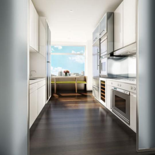 The Laurel - 400 East 67th Street - Kitchen - Manhattan Condos for Sale