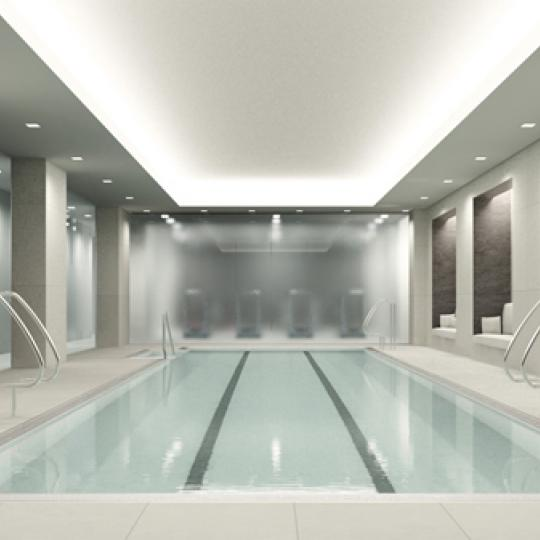 The Laurel - 400 East 67th Street - Pool - Manhattan Condos for Sale