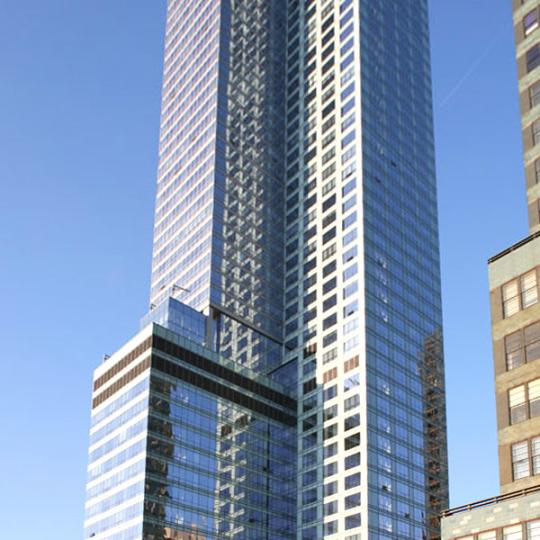 Orion NYC Condos - 350 West 42nd Street Apartments for Sale in Clinton