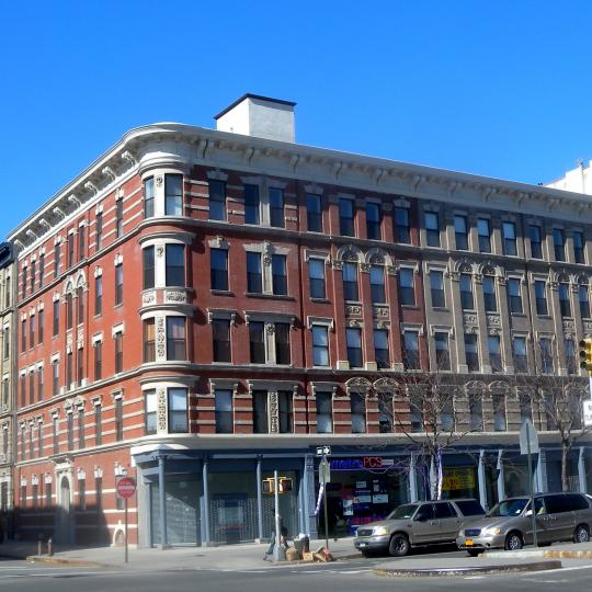 The Savoy West - Harlem Apartments For Sale