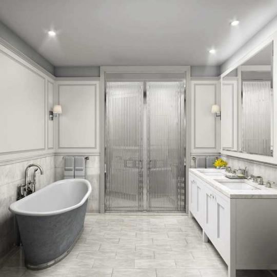 The Touraine - 165 East 65th Street - Bathroom - Manhattan Condos for Sale