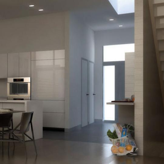 425 West 53rd St Manhattan – Kitchen at The Dillon