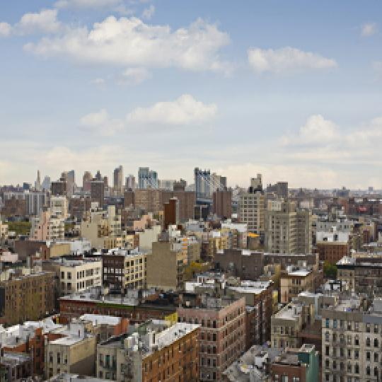 38 Delancey Street New Construction Condominium View