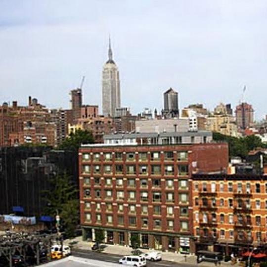 520 West 19th Street View – Manhattan New Condos