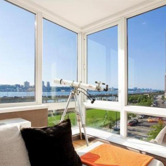 120 Riverside Boulevard View - Manhattan New Condos