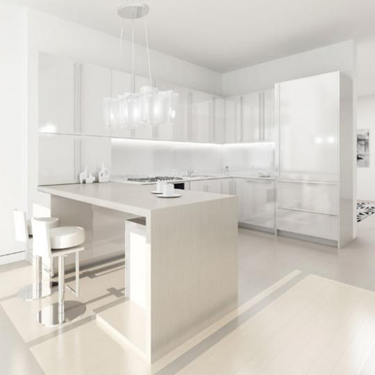 650 Sixth Avenue New Construction Condominium Kitchen Area