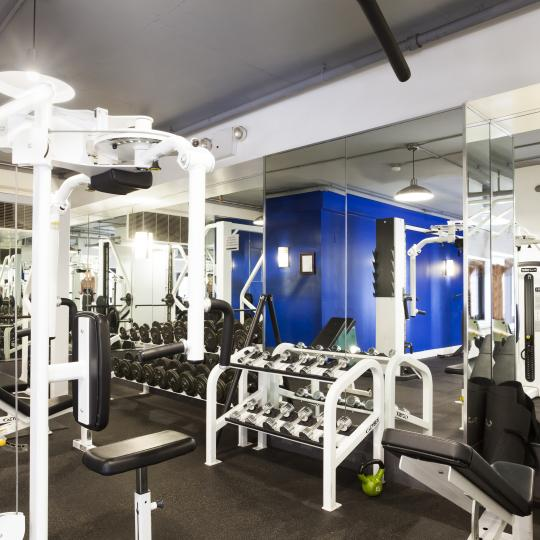 212 East 47th Street New Construction Building Fitness Center – NYC Condos