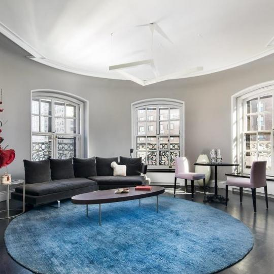 Apartments for sale at Ansonia Hotel in Manhattan - Living Room
