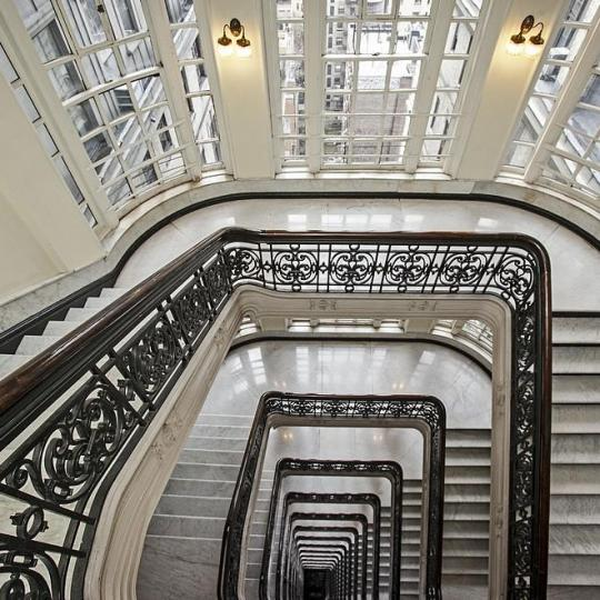 Condos for sale at 2109 Broadway in Manhattan - Stairs
